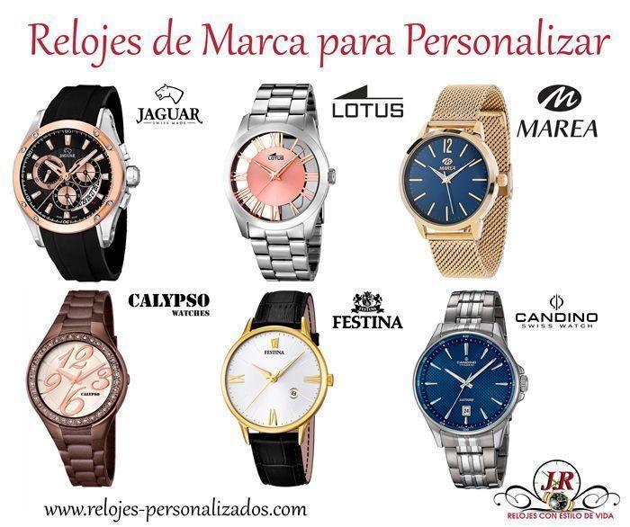 42e06bfd5b7d Reloj personalizado de marca - Comprar Relojes Personalizados J.R