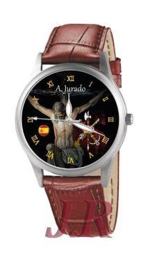 Reloj-Cristo-de-la-Buena-Muerte-comprar-Relojes-personalizados-jr