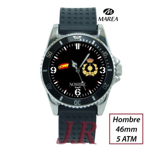 Reloj Fuerzas Armadas Cuerpo Militar Intervencion M1-relojes-personalizados-JR