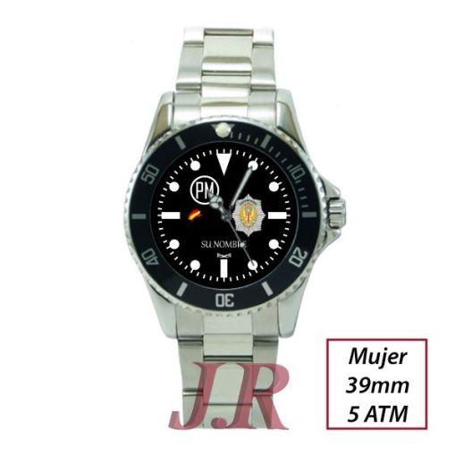 Reloj Policía Militar Tierra M10-relojes-personalizados-JR
