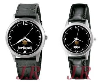 Relojes duo-Personalizados -Relojes JR