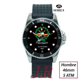 Reloj -La-Legion-m1-personalicelo con su nombrerelojes-personalizados-JR