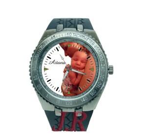 reloj personalizado con amor
