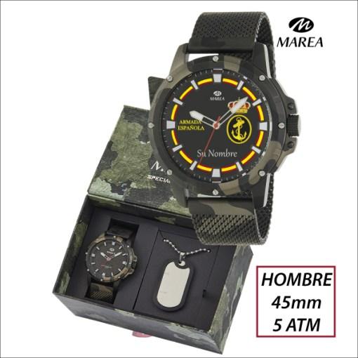 Reloj Militar Armada