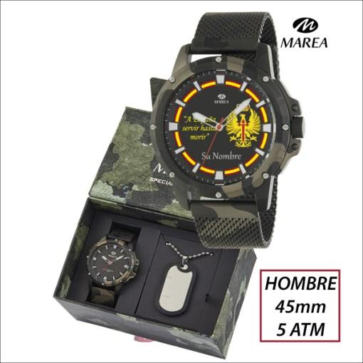 Reloj Militar Ejército de Tierra