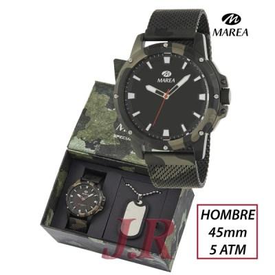 Reloj Militar Marea 10541