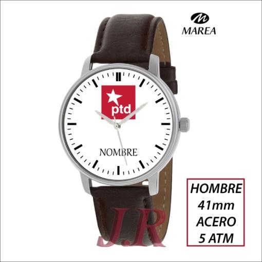 Reloj-Partido-del-Trabajo-Democrático-relojes-jr