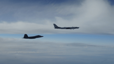 Photo of EEUU intercepta cuatro aviones rusos cerca de Alaska