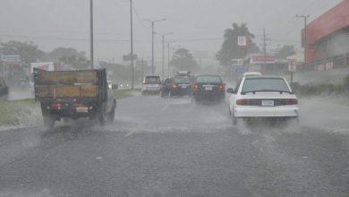 Photo of Aguaceros con tronadas por incidencia de onda tropical y vaguada