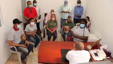 Photo of Alcalde Jesús Jerez se reúne con Grupo Ecológico de Montecristi