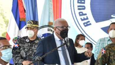 Photo of Presidente Medina inaugura varias obras de suministro de agua potable en la Línea Noroeste