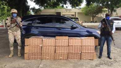 Photo of CESFRONT detiene dos jeepetas con 186,600 Cigarrillos en Dajabón y Montecristi