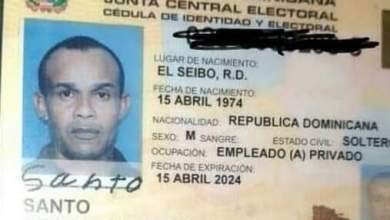 Photo of ENCUENTRAN CADÁVER DE UN HOMBRE , ESTABA DESAPARECIDO.