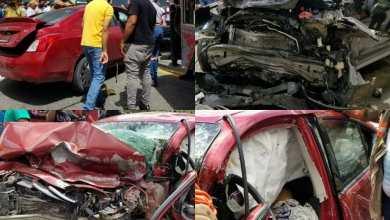 Photo of Un muerto y varios heridos en accidente de tránsito en Azua.