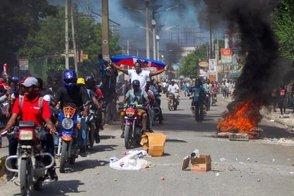 Photo of Al menos un muerto en protestas de la oposición contra el presidente de Haití