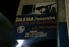 Photo of Apresan a grupo que hizo pasar bar por iglesia para celebrar fiestas durante toque de queda