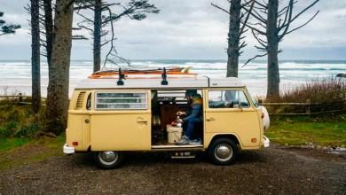 Photo of Un pelotero de Grandes Ligas que vive en una humilde furgoneta