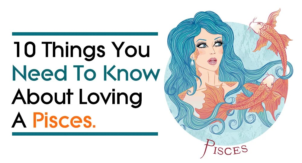 how to know if a pisces woman likes you