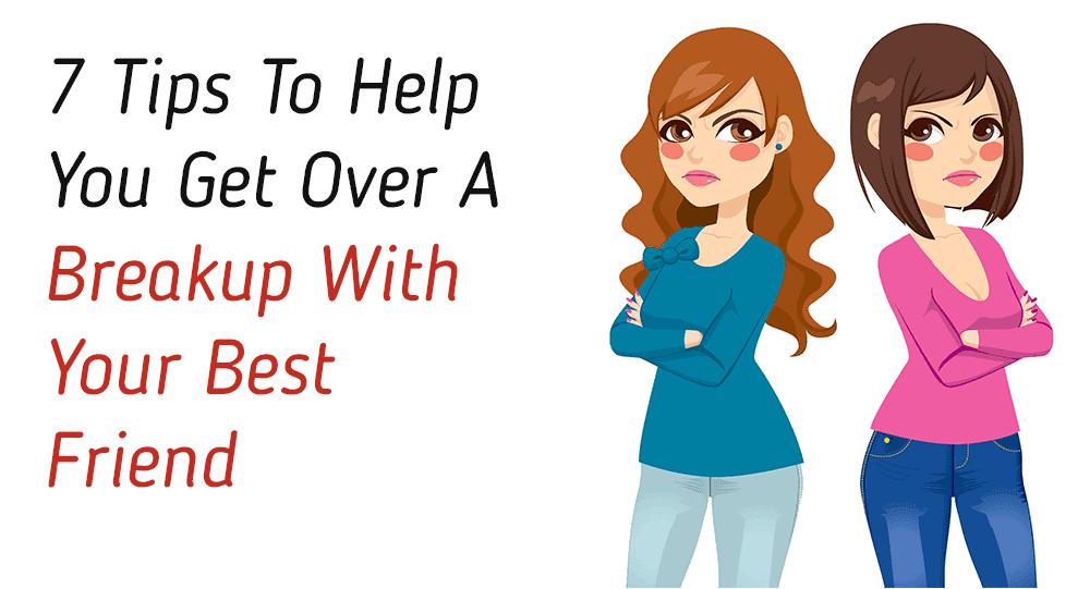 Best ways to get over a breakup