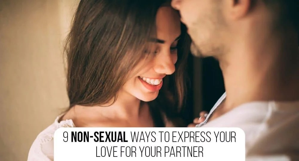 Nonsexual ways to touch a girl