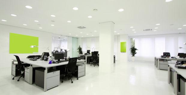 LED Office Lighting Improves the Work Environment & LED Office Lighting Improves the Work Environment | Relumination