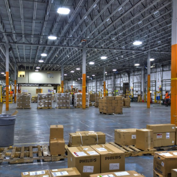 Energy-Efficient Lighting Projects