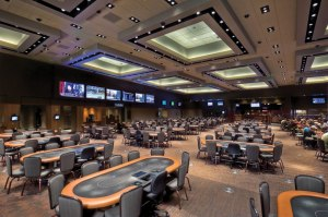 Poker Room LED Lighting