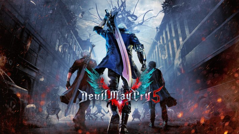 E3 2018 Devil May Cry V Announced Update New Details