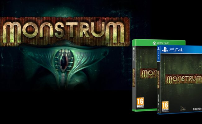 Monstrum Coming Soon To Ps4 And Xbox One Rely On Horror