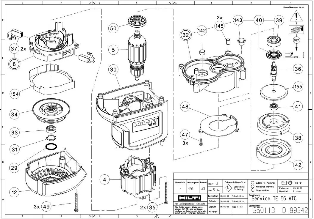 HILTI TE 5 MANUAL  Auto Electrical    Wiring       Diagram