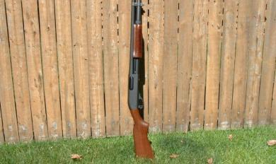 Armslist For Sale: Remington 870 Police Magnum (Wood Stock