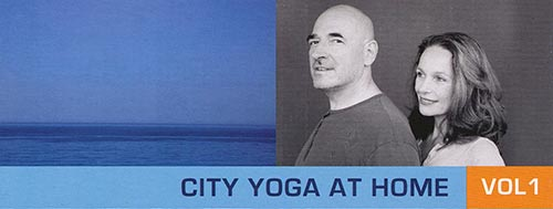 City Yoga at Home - Schulungs DVD