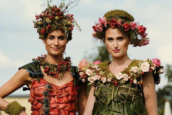 Weleda Garten Presse-Event 2014 - Natur stimmungsvoll eingefangen