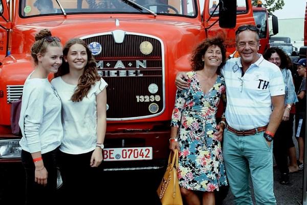 Oldtimer Trucks und Busse