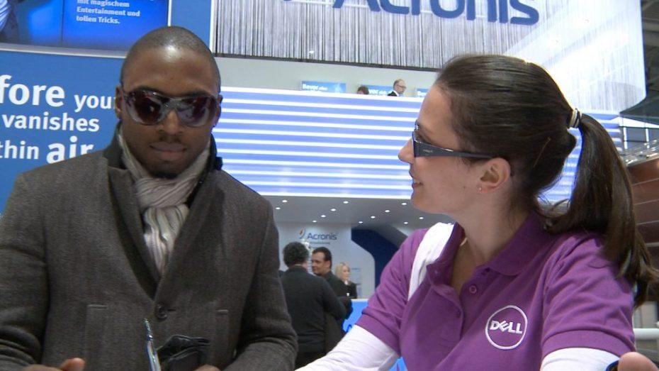 REMAKE.TV begeistert Messbesucher aus alles Welt