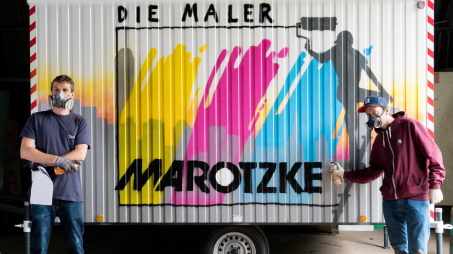 REMAKE.TV Social Media Film Marotzke Malereibetrieb