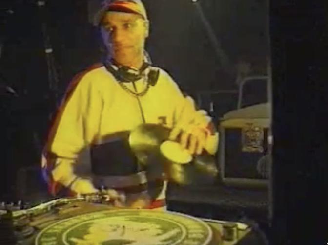 Lost in Music 'London Jungle' - DJ Goldie