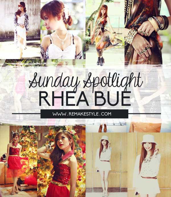 Sunday Spotlight Rhea Bue of Bebe-Doll.net