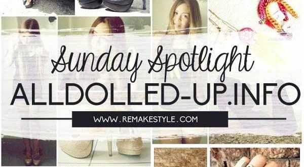 Sunday Spotlight: Yesha of Alldolled-Up.info