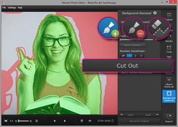 Image editing technique