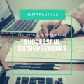 The Personality Traits of Successful Entrepreneurs