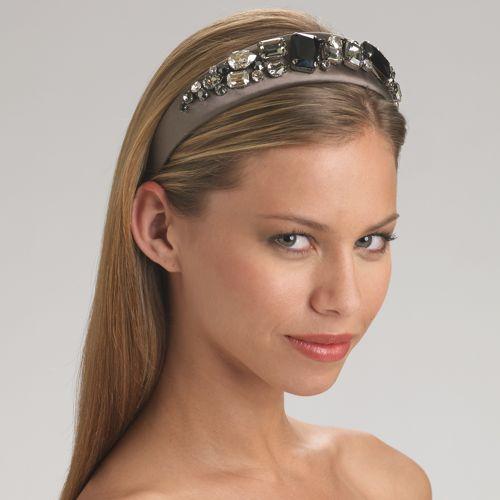 Prada jeweled headband