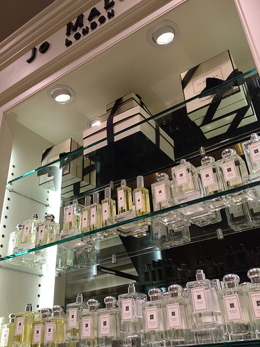 Jo Malone Display at Saks Fifth Avenue in Tampa
