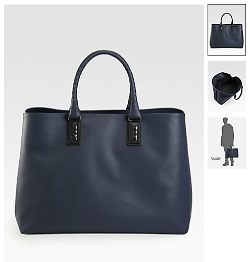 Bottega Veneta Marcopolo Tote at Saks