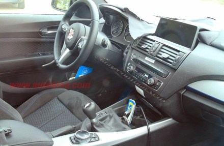 BMW 2-series spy shots via AutoBlog