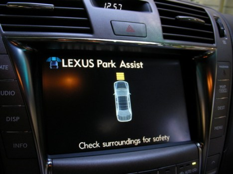 Lexus Park Assist