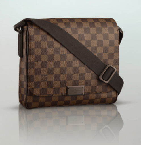 Damier canvas isn't too conspicuous