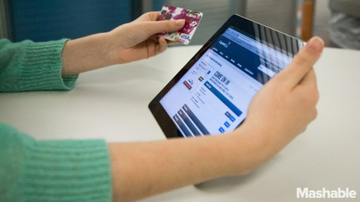 Do you shop on a tablet?