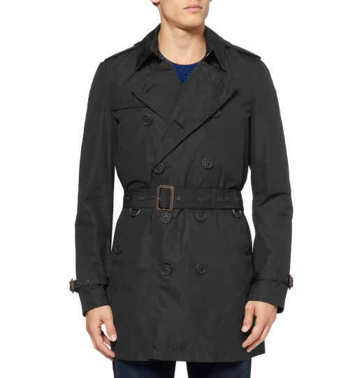 Burberry Brit Trench at MR PORTER
