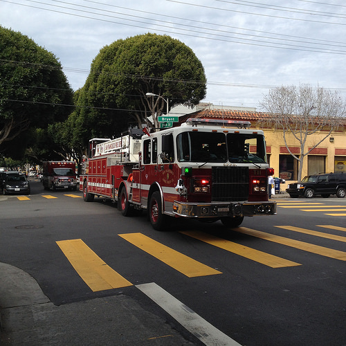 Other SFFD units arrive
